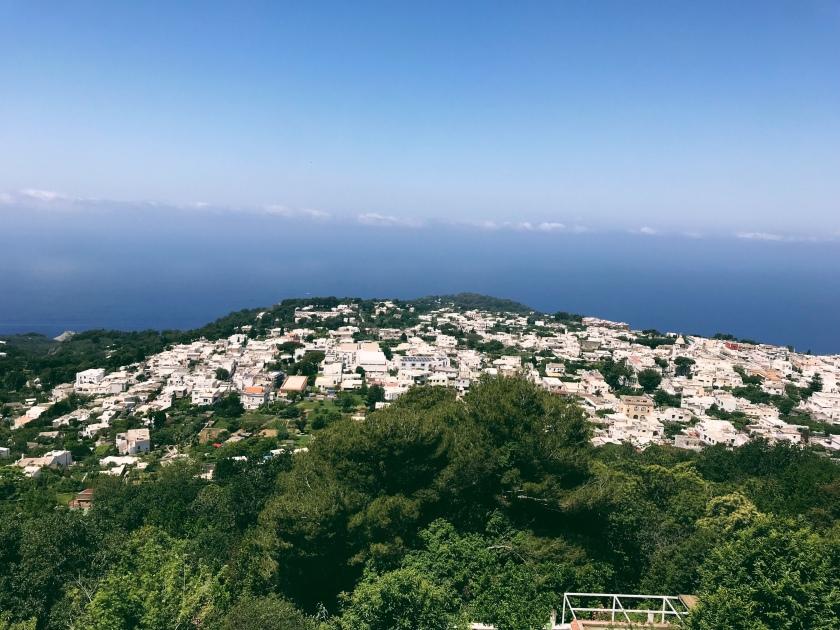 Mont Solaro view