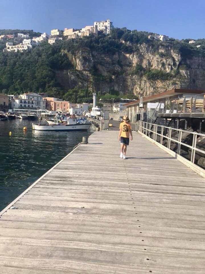 Vico Equense Harbour